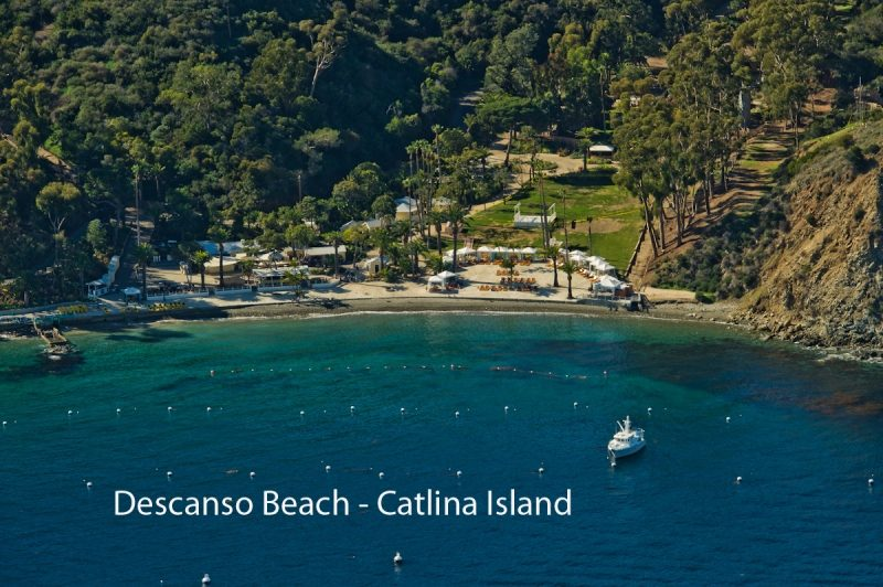 Decanso Beach Catalina Island