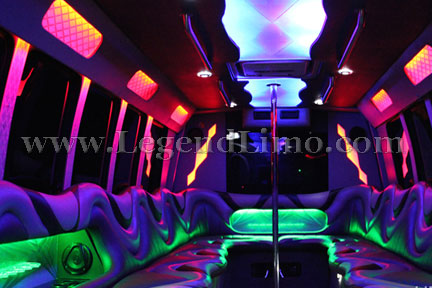 Vegas Party Bus