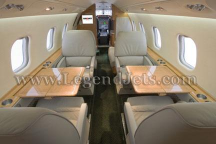 Air Charter Learjet 60