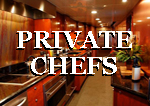 Yacht Charter Private Chefs