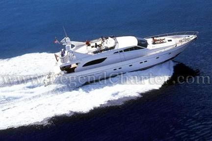 Party Yacht Exterior